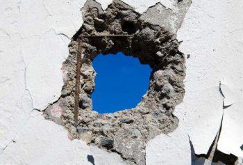 concrete damage restoration