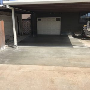 Concrete Driveways and Patios The Woodlands TX