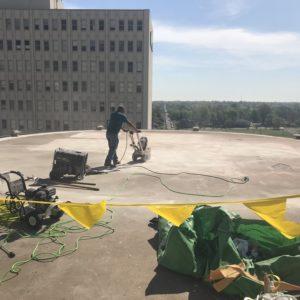Concrete Repair Spring TX 2
