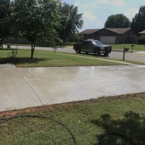 Concrete Driveway Spring TX 3