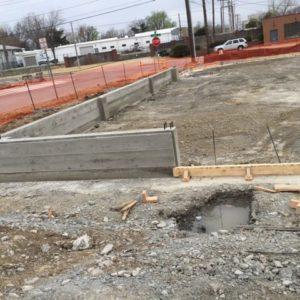 Concrete Construction Magnolia, TX