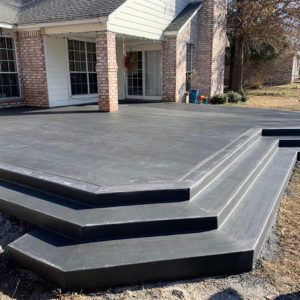 Concrete Contracting Spring and Conroe TX