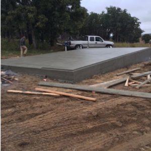 Concrete Installation Tomball, TX