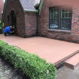 Concrete Installation The Woodlands