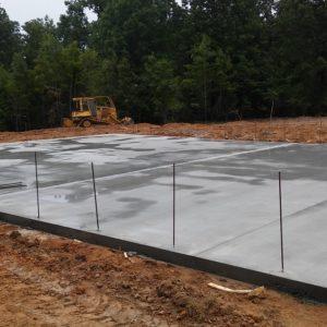 Conroe Concrete Contractor Installation