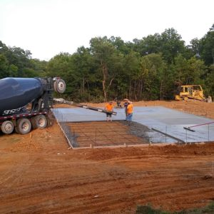Residential Concrete Contractor The Woodlands