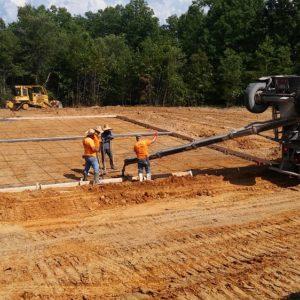 The Woodlands Concrete Contractor