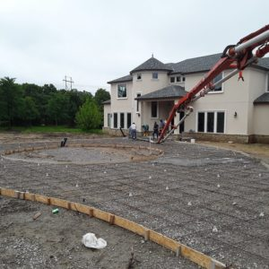 Concrete Installers The Woodlands TX